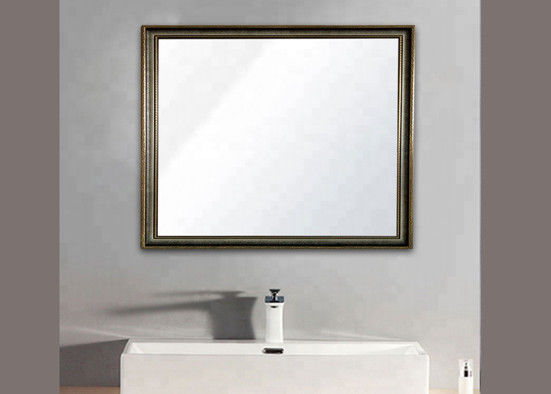 5mm Thickness Silver Mirror Sheet / High Quality Decorative Mirrors For Bathroom