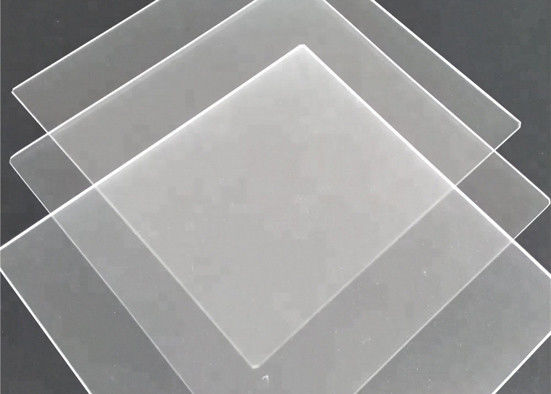 High Transparent  Low Iron Solar Glass / Solar PV Glass For Wall Covering