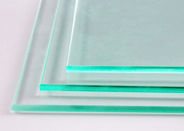 China Attractive Clear Tempered Glass Size Customized Thickness 3mm~25mm For Partition factory