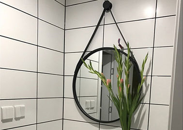 China Professional Copper Free Mirror / Lead Free Silver Framed Bathroom Mirrors distributor