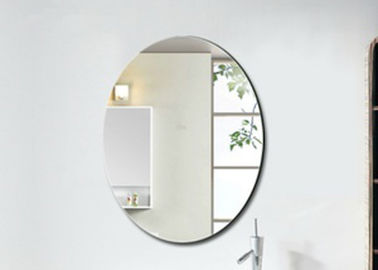 China Eco Friendly Copper Free Mirror 3~6mm Thickness Anti Corrosion For Bathroom distributor